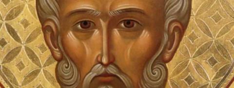 Божественная Литургия в честь праздника Святителя Николая